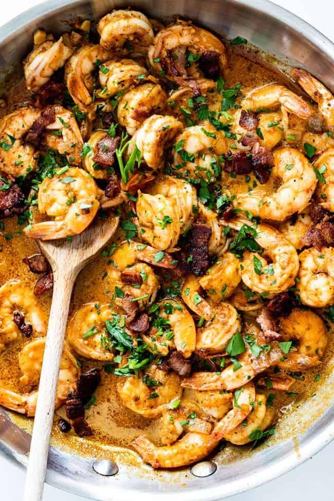 Keto Shrimp and Grits 4 - Keto Shrimp and Grits Recipe