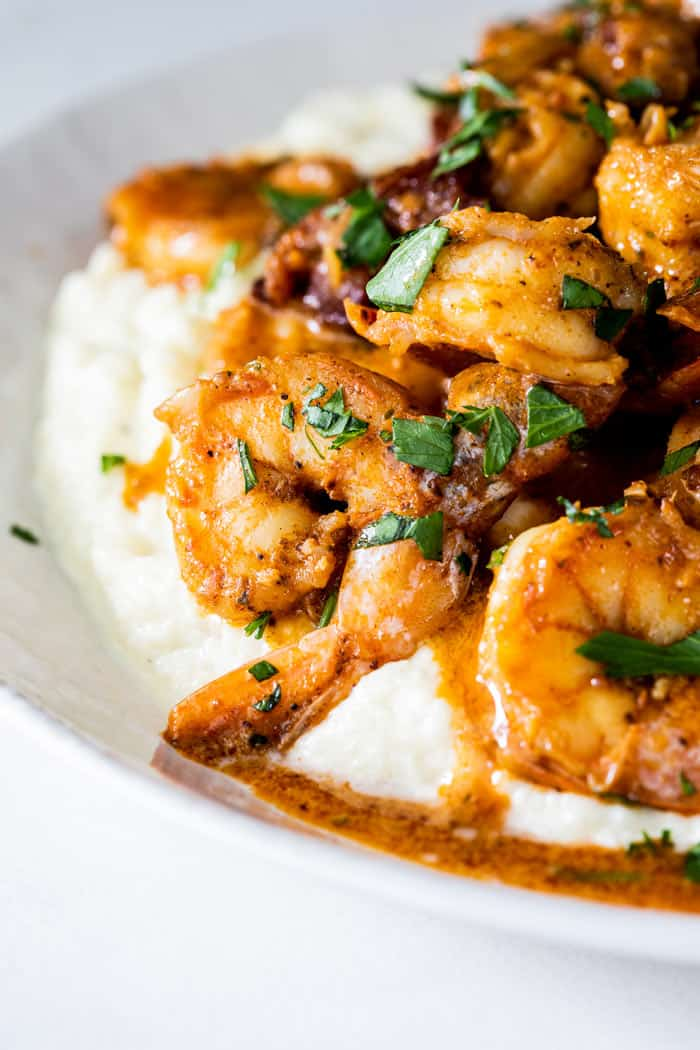 Keto Shrimp and Grits 6 - Keto Shrimp and Grits Recipe
