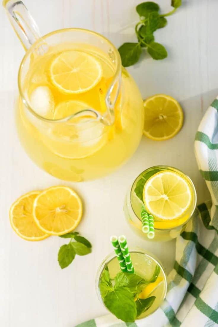 Homemade Lemonade 1 735x1102 - The Ultimate Easter Menu!