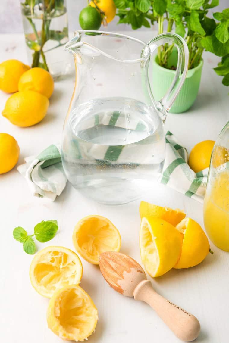 Homemade Lemonade 3 - Homemade Lemonade Recipe