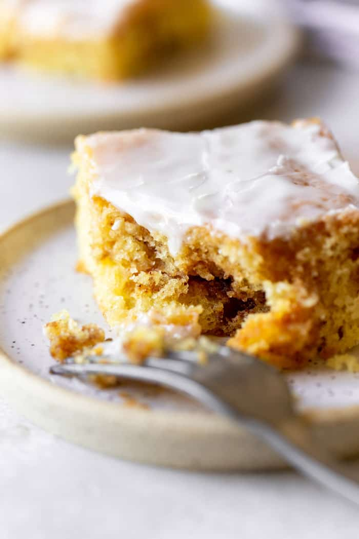 Honey Bun Cake 6 - Honeybun Cake
