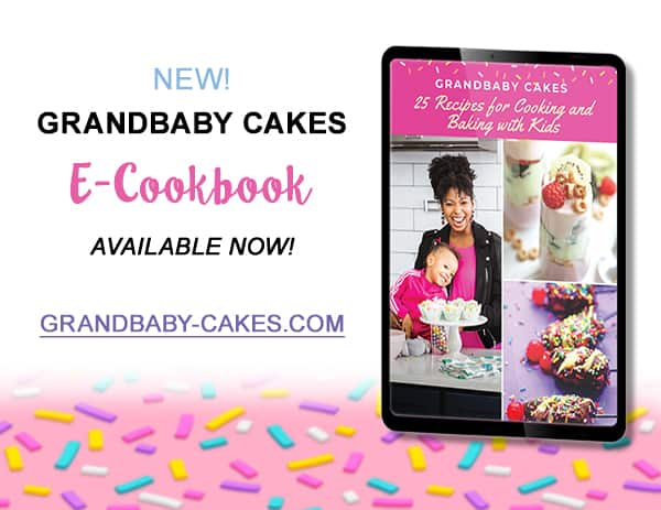 25 Recipes For Cooking and Baking With Kids - 25 Recipes to Cook and Bake With Kids (Kid Friendly Recipes)