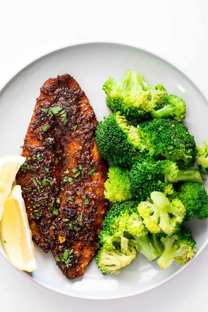Blackened fish 5 - Blackened Fish Recipe