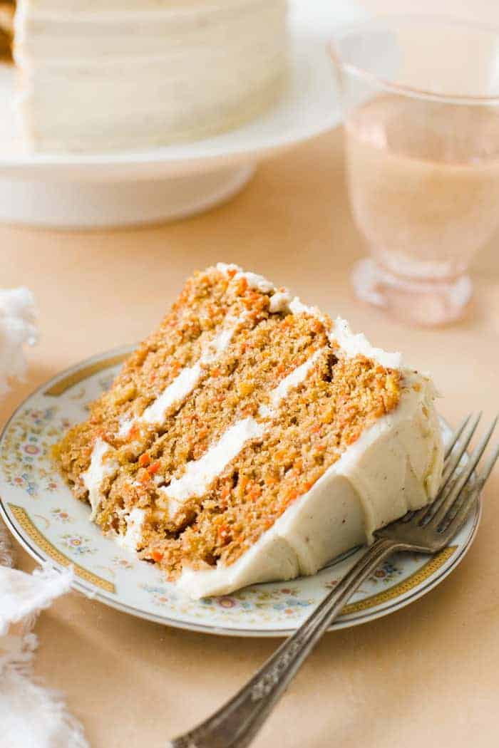 Carrot Cake 5 - Carrot Cake Recipe