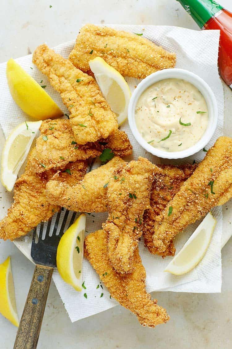 Fried Catfish 1 - Fried Catfish