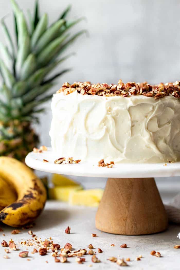 Hummingbird Cake 1 - Hummingbird Cake Recipe