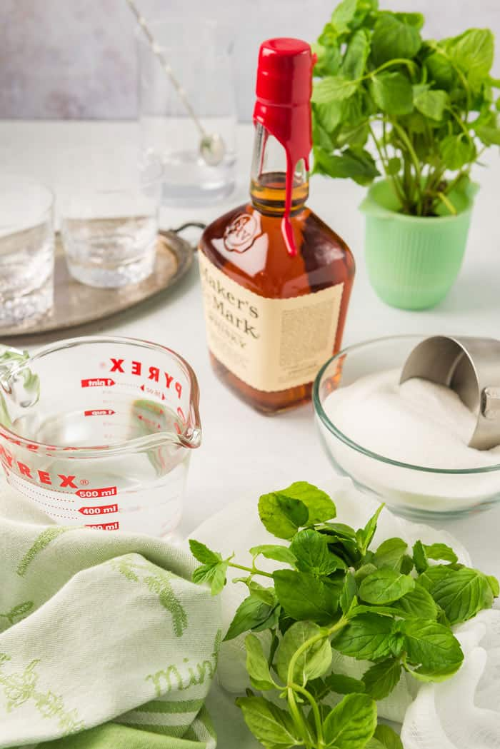 Mint Julep Recipe 2 - Mint Julep Recipe