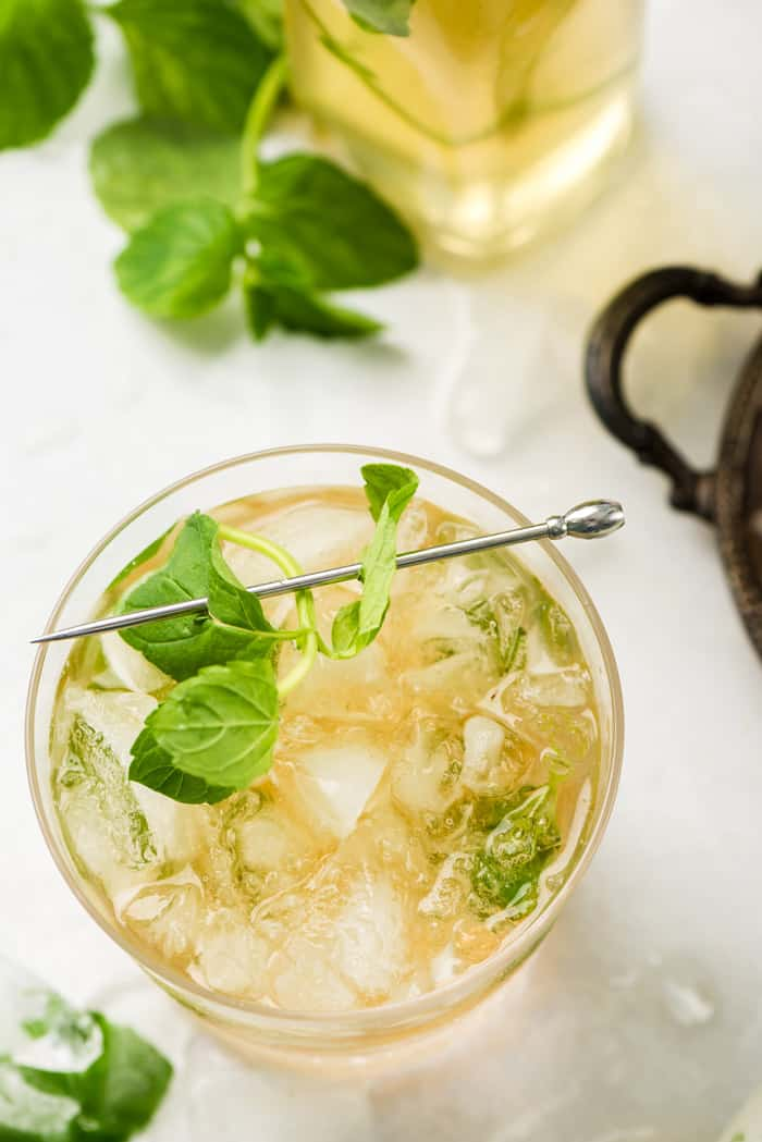 Mint Julep Recipe 6 - Mint Julep Recipe