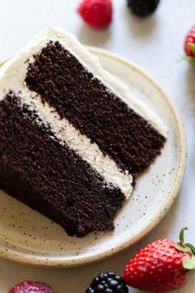 Devils Food Cake 3 277x416 - Devil's Food Cake