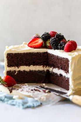 Devils Food Cake 5 277x416 - Devil's Food Cake