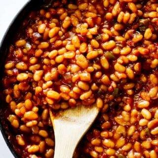 Southern Baked Beans 2 320x320 - Southern Baked Beans