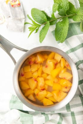 Peach Sweet Tea 2 278x416 - Sweet Peach Tea