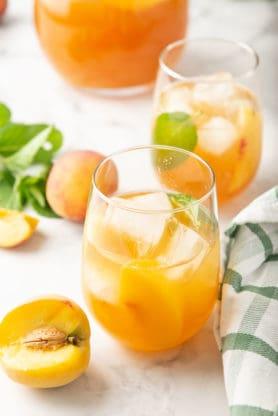 Peach Sweet Tea 5 278x416 - Sweet Peach Tea