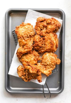 Chicken And Waffle Sliders 5low 285x416 - Chicken and Waffle Sliders
