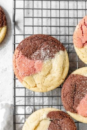 Neapolitan Cookies 2 277x416 - Neapolitan Cookies