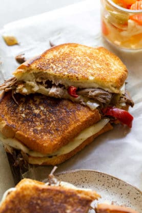 Italian Beef Grilled Cheese 4 277x416 - Italian Beef Grilled Cheese