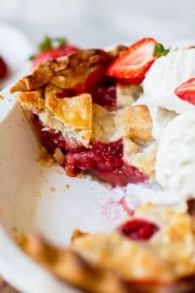 Strawberry Pie 3 277x416 - Strawberry Pie Recipe