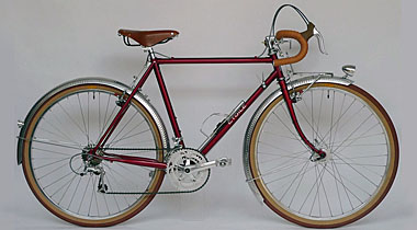 Type E/ 650B Randonneur/ Mr.Hata from Kyoto/ 2011.9.9