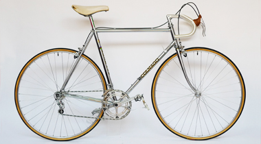 Restored/COLNAGO/Mr.T from OSAKA/2011.12.25