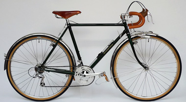 Type E/ 650B Randonneur/ Mr.Tanaka from Mie/ 2012.9.29