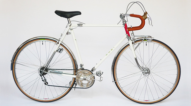 Assembled/TOEI 700C Randonneur/Mr.Ueno from Kyoto