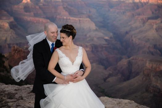 grand canyon wedding locations rim worship site
