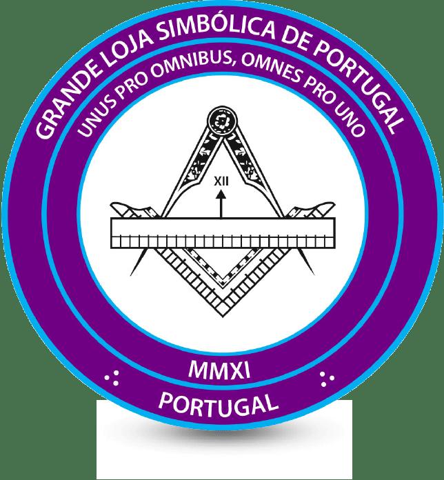 Logo da Grande Loja Simbólica de Portugal