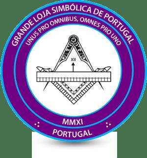 Logo Grande Loja Simbólica de Portugal
