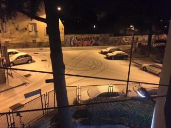 nevicata Napoli dicembre 2014