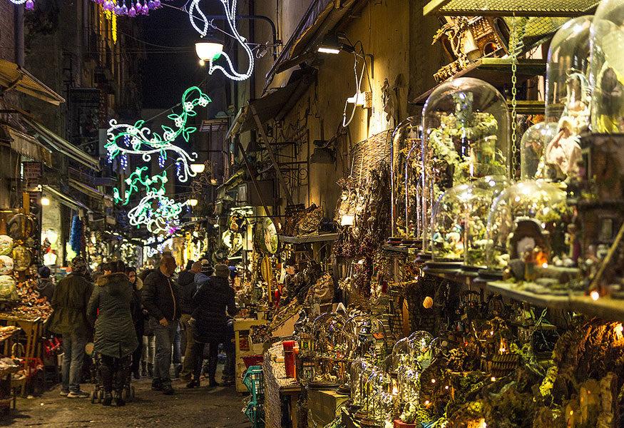 Mercatini Di Natale Napoli.Tutti I Mercatini Di Natale A Napoli Zona Per Zona