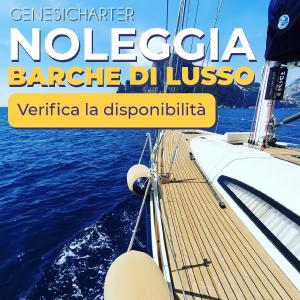 Genesi Charter - Noleggio barche di lusso