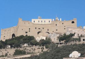 Castel sant'elmo mistero