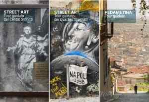 Tour e Street Art nel weekend a Napoli