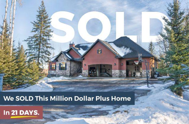 Grande Prairie 1.2m Home sold