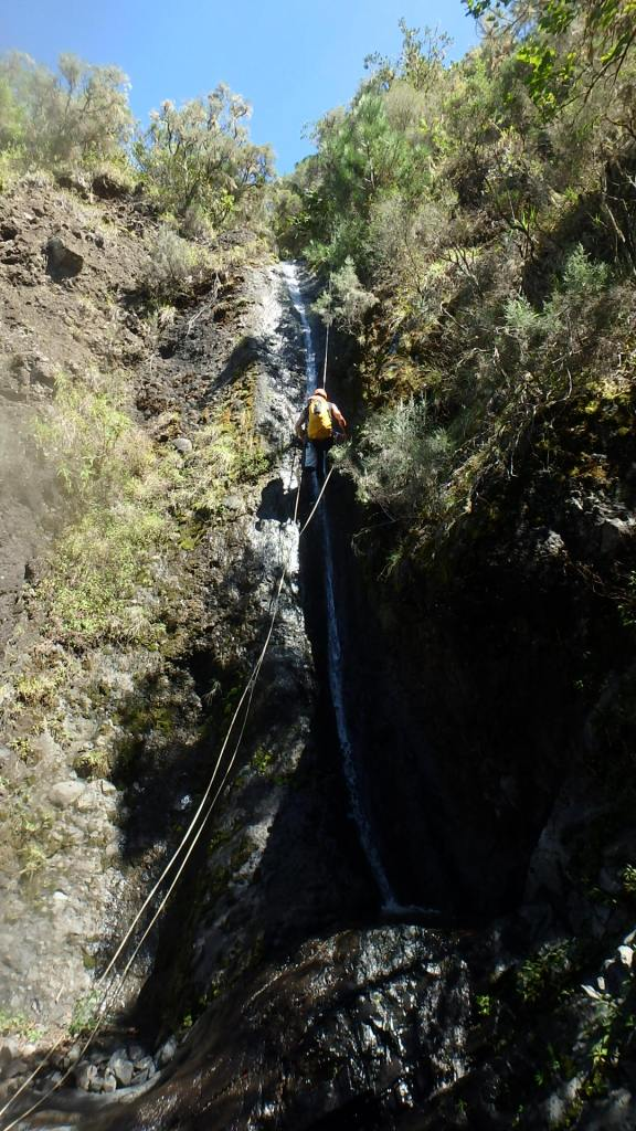 Le canyoning et ses paysages
