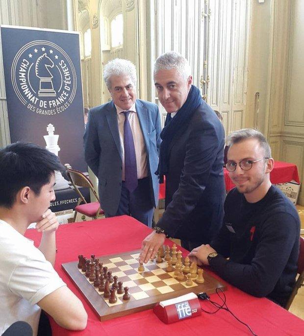 Championnat de France d'échecs des Grandes Écoles