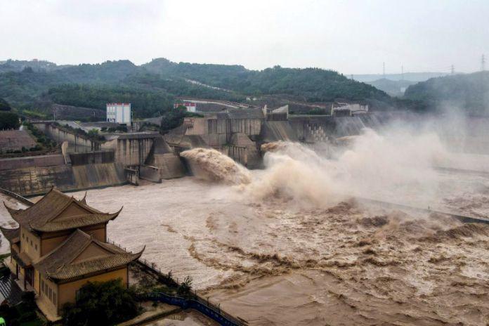 Inundacion del rio Amarillo de 1887 - Los 10 desastres naturales más mortíferos de la historia