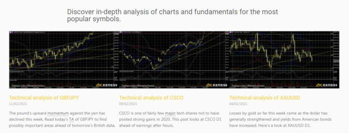 Materiales del analisis - reseña de las características más esenciales
