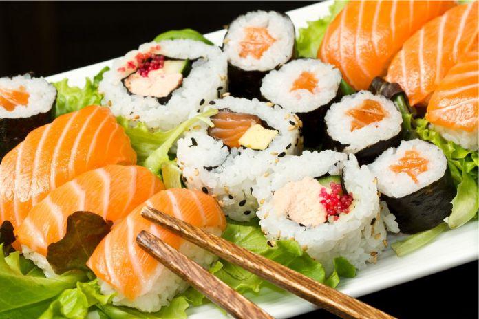 Sushi en Breve - Delicias de Sushi