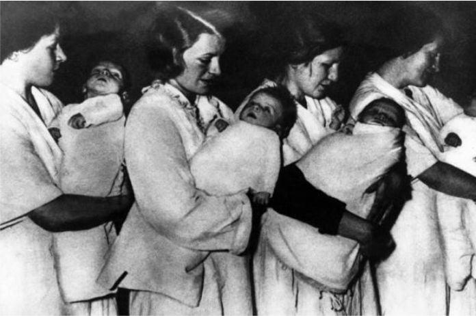 Germanizacion - Programa Lebensborn, la cruel búsqueda de la raza humana perfecta