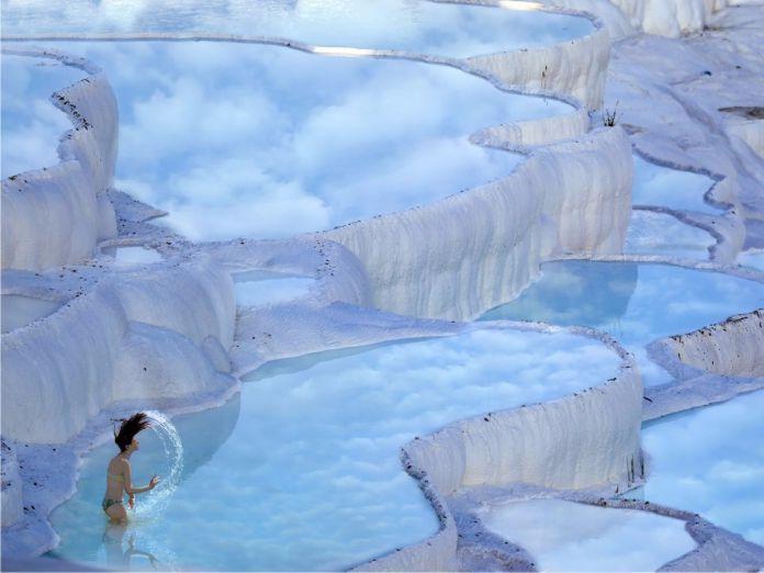 Pamukkale - 29 de los paisajes más surrealistas de nuestro hermoso planeta