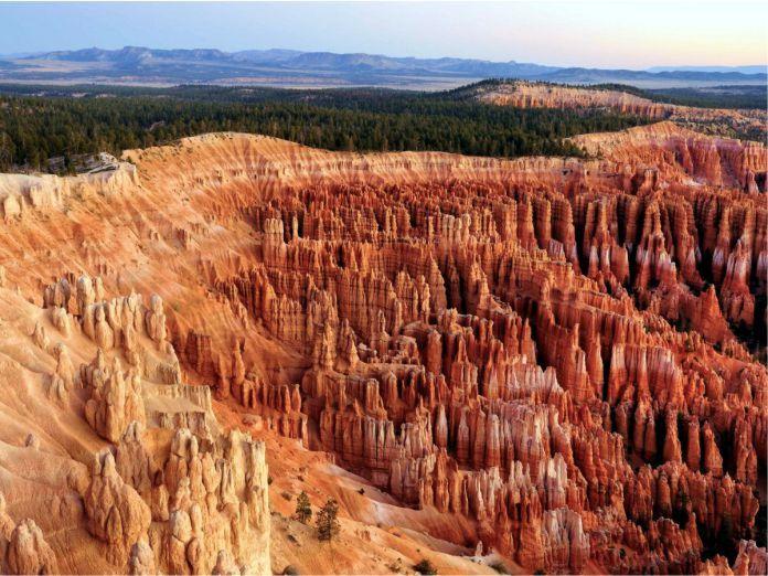 Parque Nacional del Canon Bryce - 29 de los paisajes más surrealistas de nuestro hermoso planeta