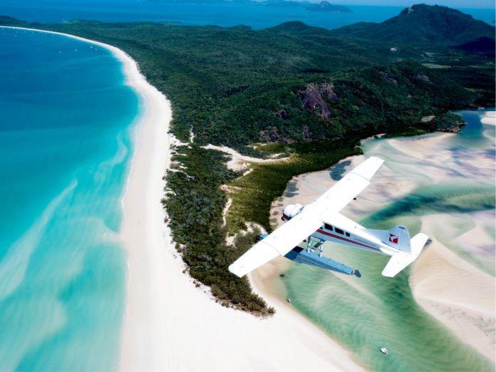 Whitehaven Beach - 29 de los paisajes más surrealistas de nuestro hermoso planeta