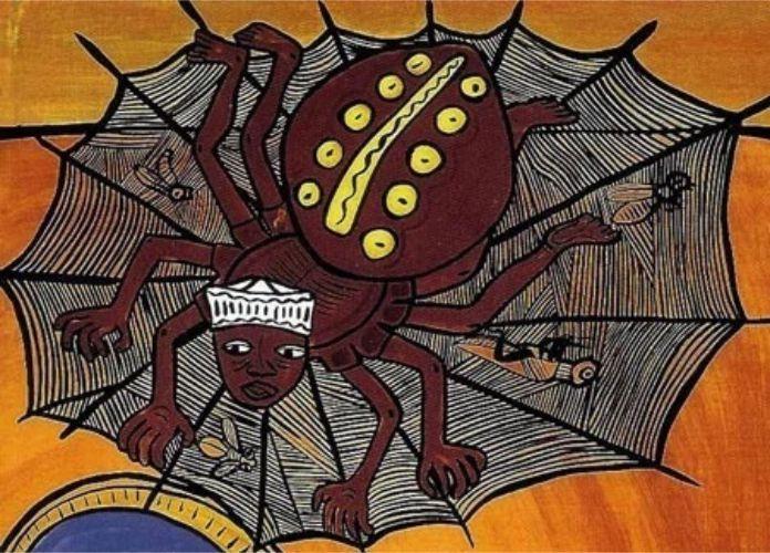 personaje mitologico Anansi - Anansi, la legendaria araña tramposa que inspiró a Spider-Man