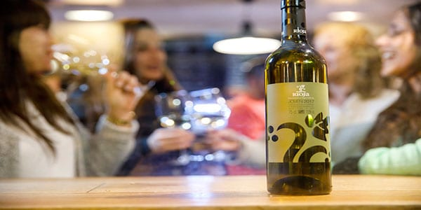 etiquetado de Rioja