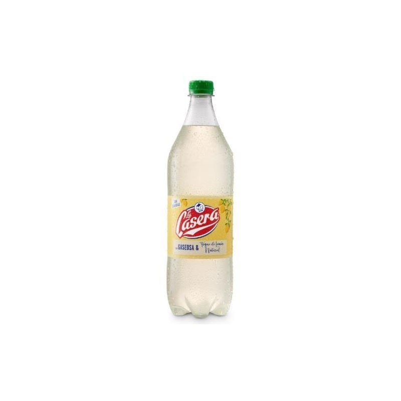 Gaseosa La Casera con Toque de Limón Natural