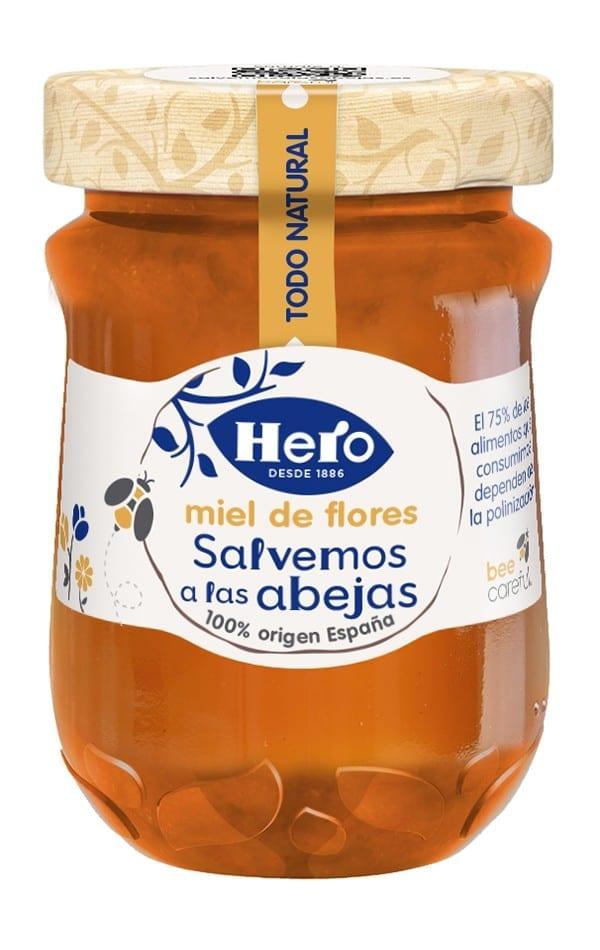 Hero y su miel solidaria
