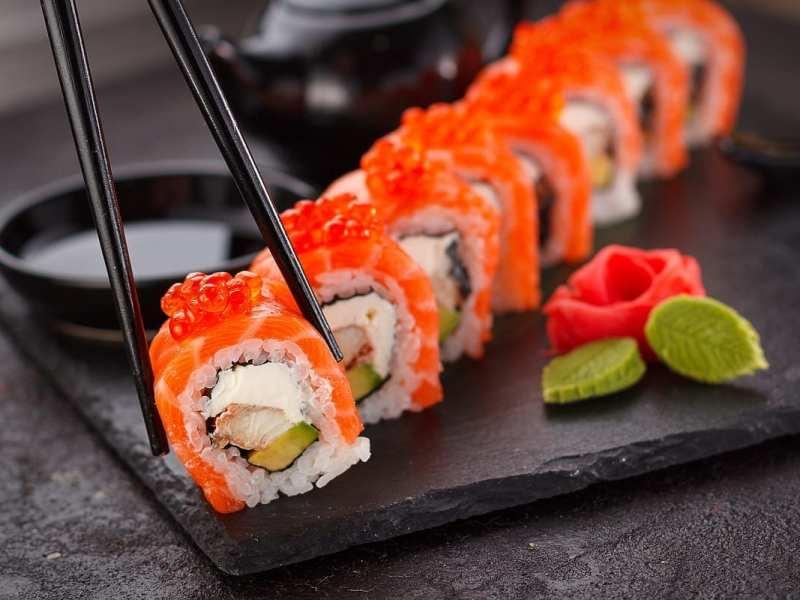 sushi en España