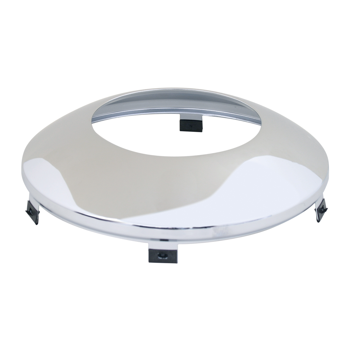 Chrome Plated Universal Standard Front Hubdometer Cap