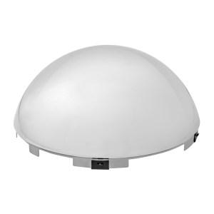 "Chrome Plated ⁷∕₁₆"" Full Moon Universal Front Hub Cap"